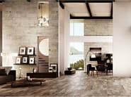 Porcelain stoneware wall/floor tiles with wood effect SEASIDE ANTIGUA - La Fabbrica