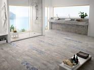 Porcelain stoneware wall/floor tiles with wood effect SEASIDE NASSAU - La Fabbrica