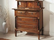 Solid wood secretary desk GALILEO | Secretary desk - Arvestyle