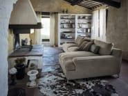 Sectional fabric sofa MALTA | Sectional sofa - Arketipo