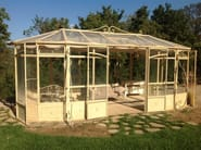 Greenhouse Greenhouse 3 - Garden House Lazzerini