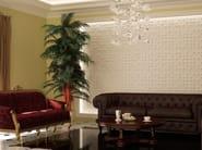 Indoor gypsum 3D Wall Panel SFERE - Profilgessi