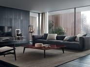 Sectional fabric sofa with removable cover SHANGAI | Sofa - Poliform