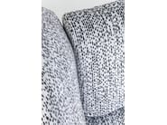 Swivel fabric armchair SHIBUYA - KARE-DESIGN