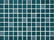 Mosaico in ceramica a pasta bianca SHINE Turchese - Impronta Ceramiche by Italgraniti Group