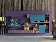 TV wall system SIDE 1 - Fimar