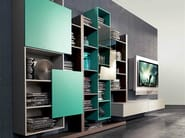TV wall system SIDE 6 - Fimar