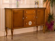 Solid wood sideboard with drawers MILLY | Sideboard - Arvestyle