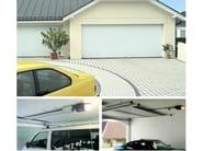 Roller garage door SILENTO.2® - Sprilux