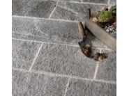 Stone flooring SILVER 20 - B&B