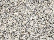 Natural stone finish SILVER WHITE GRANITE - Levantina