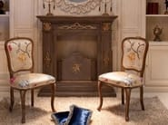 Solid wood Fireplace Mantel SIMON | Fireplace Mantel - Arvestyle