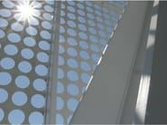 Metal sheet and panel for facade SKY - GATTI PRECORVI