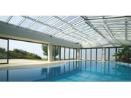 Glass folding door SMARTIA M19800 - Alumil