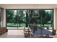 Patio door SMARTIA S350 - Alumil