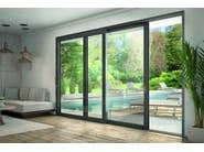Porta-finestra scorrevole SMARTIA S560 - Alumil