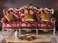 Upholstered 3 seater sofa BAROQUE | Sofa - Arvestyle
