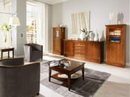 Highboard with drawers with doors SOPHIA | Highboard with doors - SELVA