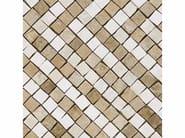 Marble mosaic SPARTA 15 - FRIUL MOSAIC