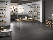 Full-body porcelain stoneware wall tiles / flooring SQUARE Crossing - Italgraniti