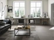 Full-body porcelain stoneware flooring SQUARE Way - Italgraniti