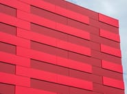 Composite material facade panel STACBOND®PE - STAC