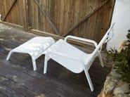 Batyline® garden footstool STACK | Garden footstool - GANDIA BLASCO