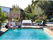 2 seater Batyline® garden sofa STACK | Sofa - GANDIA BLASCO