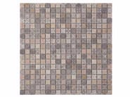 Marble mosaic STAMP 15 - Lithos Mosaico Italia - Lithos