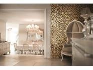 Full-body porcelain stoneware mosaic STAR MIX - AREZIA