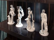 Soprammobile in ceramica STATUINE - ERBA ITALIA