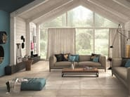 Full-body porcelain stoneware wall tiles / flooring STONE AGE Salento - Italgraniti