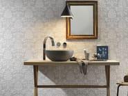 Indoor white-paste wall tiles STONE PLAN WALL Grigio - Impronta Ceramiche by Italgraniti Group