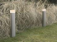 Stainless steel bollard light SUMO FL - BEL-LIGHTING