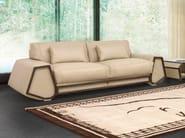 Upholstered 3 seater leather sofa SUPER SPIDER | Sofa - Tonino Lamborghini Casa