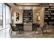 Boiserie / bookcase SYMPHONY - INFINITY | Boiserie - Bizzotto