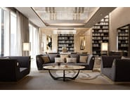 3 seater fabric sofa SYMPHONY - INFINITY | Fabric sofa - Bizzotto