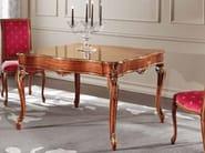 Tavolo rettangolare in legno massello MARY | Tavolo - Arvestyle