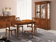 Extending solid wood table AMALFI | Table - Arvestyle