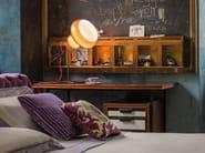Lampada da tavolo in vetro BLOB | Lampada da tavolo - Arketipo
