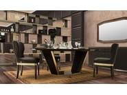 Tavolo da salotto in pelle LONG BEACH LUX | Tavolo - Tonino Lamborghini Casa