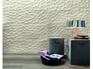 Indoor white-paste wall tiles TERRACRUDA - Ragno