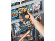 Wiring system and device TESTO 770-1 - TESTO
