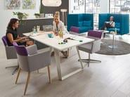 Meeting table THINK-ON - SMV Sitz- und Objektmöbel