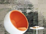 Panoramic landscape wallpaper THULE - Inkiostro Bianco