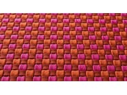 Contemporary style square plastic rug TIME - Paola Lenti