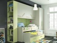 Bridge wardrobe for kids' bedrooms TIRAMOLLA 933-A - TUMIDEI