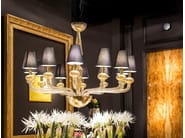 Murano glass chandelier TORCELLO - VGnewtrend