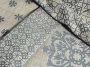 Jacquard fabric with graphic pattern TORINO 06 FIOCCO - l'Opificio