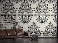 Motif washable vinyl wallpaper TRANSPORT - GLAMORA
